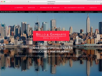 Bello & Gambarte