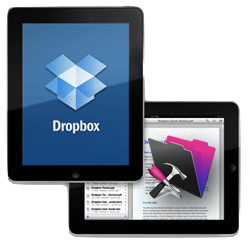 Compatibilidad de FileMaker con Dropbox