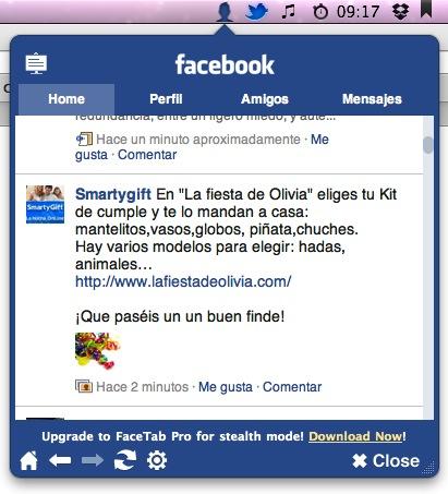 facebook-desde-la-barra-de-menu-de-tu-mac