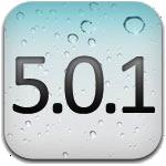 Actualiza tu iPhone a iOS 5.0.1