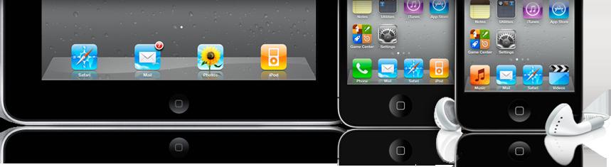 iOS 4.2 en toda la familia de Apple