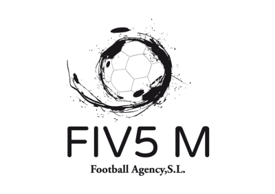 Identidad Corporativa Five M Footbal agency